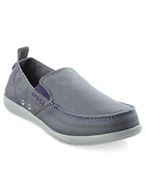Crocs™ Walu Canvas Slip-Ons