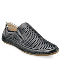 Stacy Adams® Northshore Perforated Slip-Ons