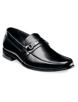 Stacy Adams® Carson Leather-Bit Loafers