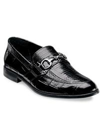 Stacy Adams® Servino Croco-Bit Loafers