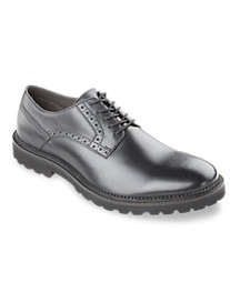 Hush Puppies® Nelson Sterling IIV Leather Oxfords