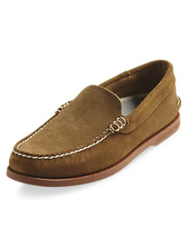 Sperry® Authentic Original Venetian Suede Loafers