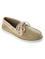 Sperry® Authentic Original Two-Tone 2-Eye Boat Shoes