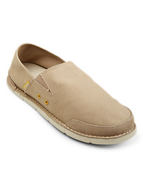 Crocs™ Cabo Canvas Loafers