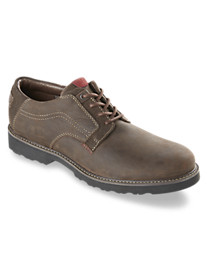 Dunham REVdusk Plain-Toe Oxfords