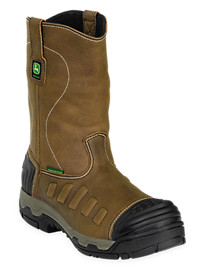 John Deere® WCT II Waterproof Aluminum Alloy Toe Wellington Boots