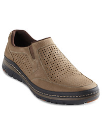 Rockport® RocSports Lite Perforated Slip-Ons