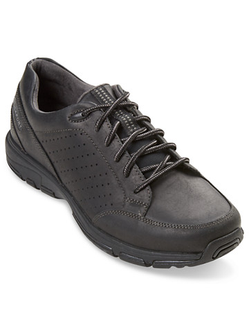 Black Casual Oxfords by Rockport®