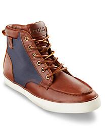 Polo Ralph Lauren® Tedd Leather Hi-Tops