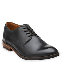 Clarks® Exton Walk Plain-Toe Oxfords