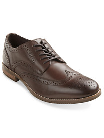 Rockport® Style Purpose Wingtips
