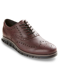 Cole Haan® ZeroGrand Wing-Tip Oxfords