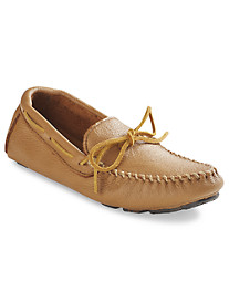 Minnetonka Moose Hide Driving Moccasins