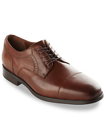 Johnston & Murphy® Branning Cap-Toe Oxfords
