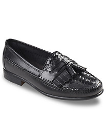 French Shriner Marseille Tassel Loafers