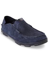 Olukai Moloa Kohana Leather Slip-Ons