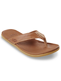 UGG® Delray Leather Sandals