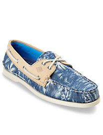 Sperry® Authentic Original 2-Eye Printed Topsider Boat Shoes