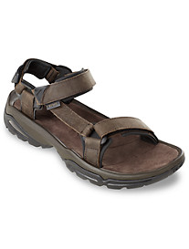 Teva® Terra FI 4 Leather Sandals