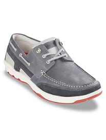Rockport® CS Bound 3-Eye Boat Shoes