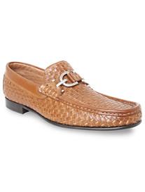 Donald J. Pliner Dacio Bit Woven Loafers