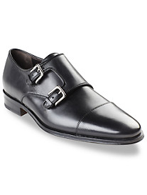 Bruno Magli® Wesley Double Monk-Strap Oxfords