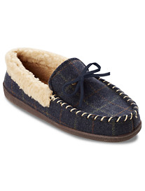 Dockers® Classic Plaid Moccasins