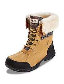 UGG® Patchwork Butte Lace-Up Duck Boots