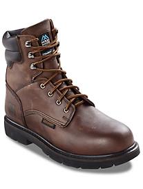 McRae Industrial Waterproof Insulated Steel-Toe Work Boots