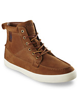 POLO TAVIS LTHR HI TOP