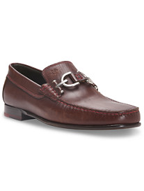 Donald J. Pliner Dacio Leather Loafers