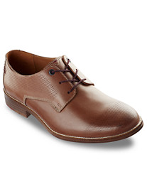 Hush Puppies® Glitch Parkview Perforated Cap-Toe Oxfords