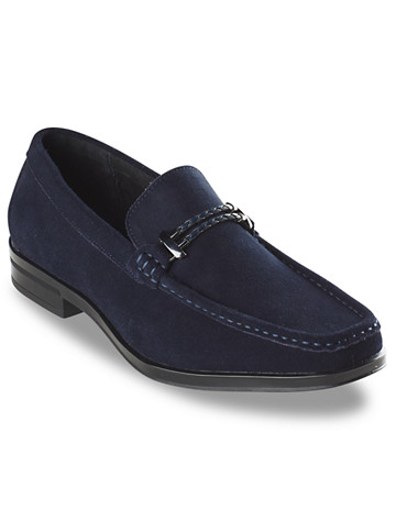 Navy Dress Shoes