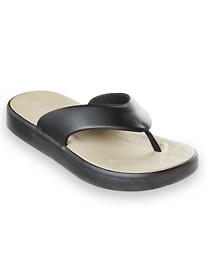 SoftScience™ Skiff Flip Flops