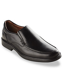 Johnston & Murphy® Stanton Moc Waterpfoof Venetian Slip-On Oxfords