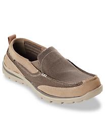 Skechers® Superior Milford Slip-Ons