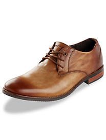 Rockport Style Purpose Cap-Toe Blucher Oxfords