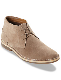 Steve Madden Hacksaw Suede Chukka Boots