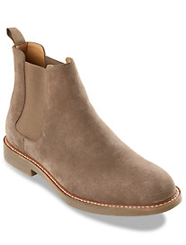 Steve Madden Highline Suede Chelsea Boots