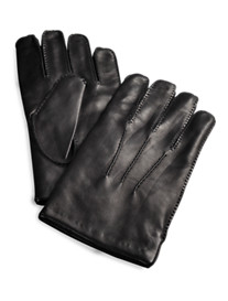 Rochester 1906 Leather Gloves