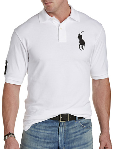 Polo Ralph Lauren Big Pony Mesh Polo
