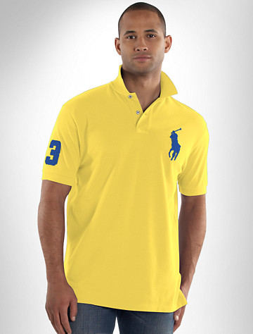 Yellow Polos by Polo Ralph Lauren®