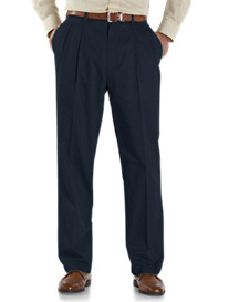 Rochester Non-Iron Pleated Trousers