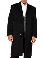 Calvin Klein® Wool and Cashmere Top Coat