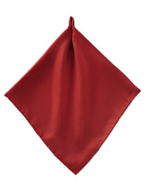 Rochester Couture Solid Pocket Square