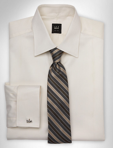 Ike Behar Fine Line Dress Shirt