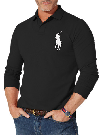 White w Black Polo Ralph Lauren® - 5 products