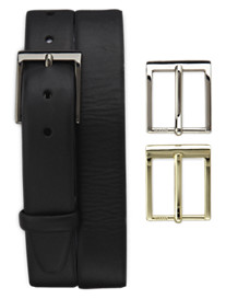 Rochester 3-Buckle Belt