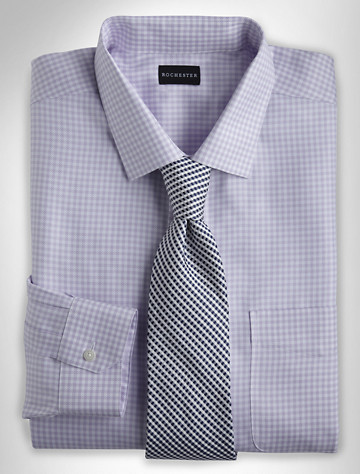 Rochester Check Dress Shirt