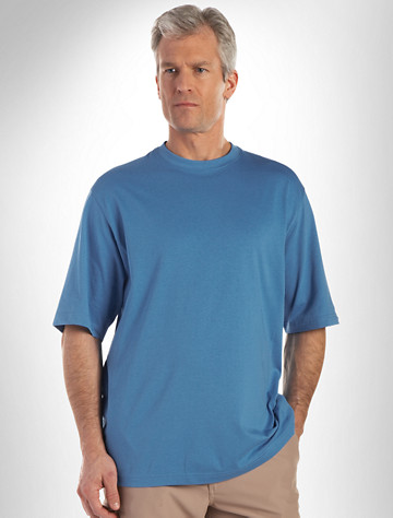 Cutter Buck DryTec Resort Weekend Tee